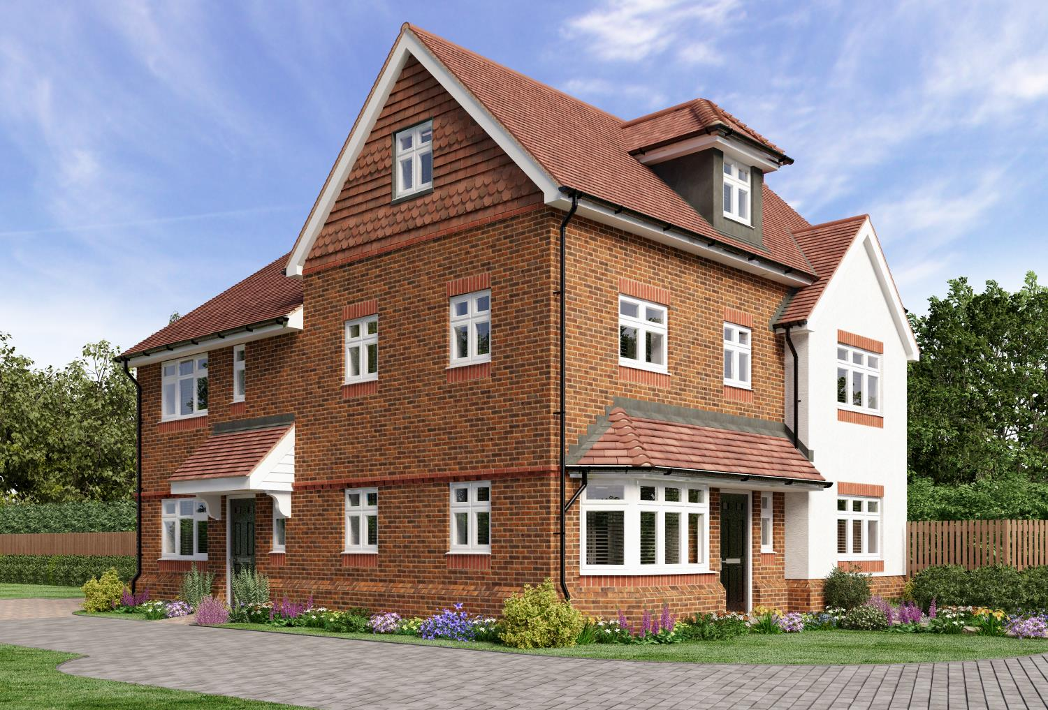 2 Bedrooms Semi Detached House for sale in Hookwood, Horley
